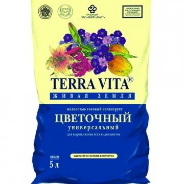 Купить Почвогрунт ЦВЕТОЧНЫЙ в интернет-магазине - Все для растений в Санкт-Петербурге