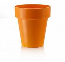 Купить Кашпо глянцевое в интернет-магазине - Продажа пластиковых кашпо для цветов в Санкт-Петербурге