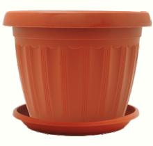 Купить Кашпо Терра в интернет-магазине - Продажа пластиковых кашпо для цветов в Санкт-Петербурге